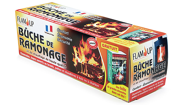 Nettoyants flam 39 up - Buche de ramonage avis ...