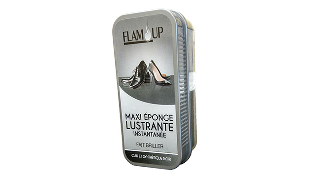Maxi Eponge Lustrante Noire - 3 298 960 930 933