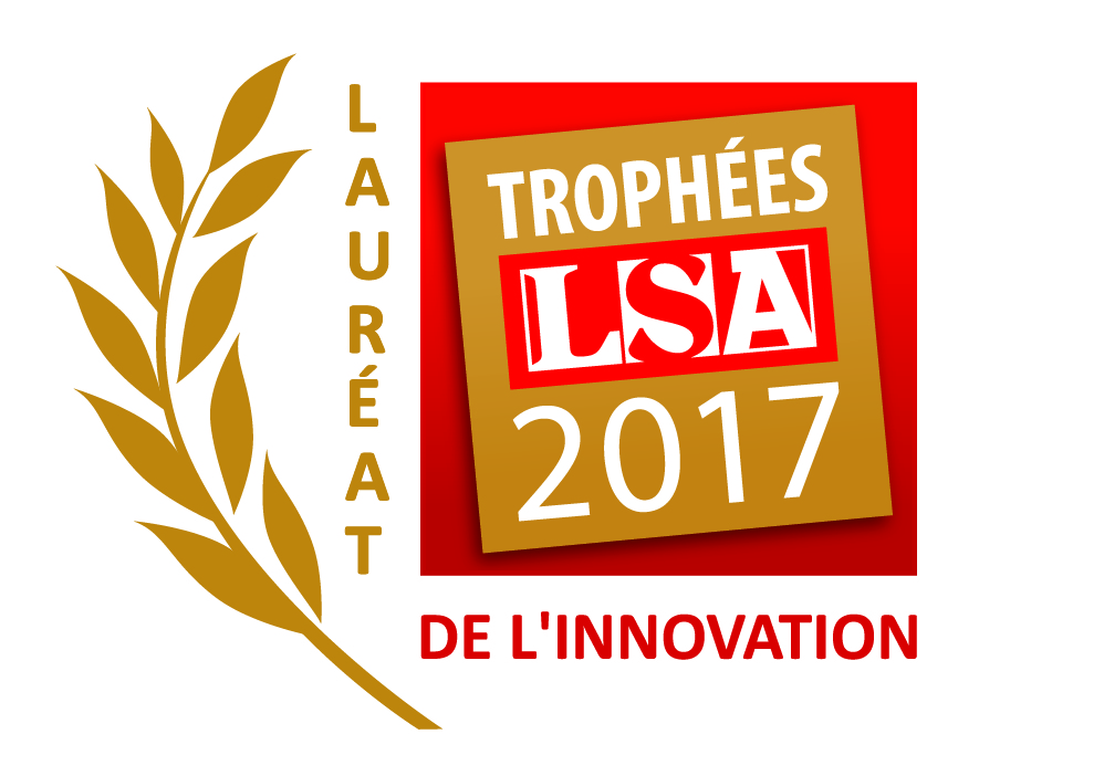 3Lauréat LSA-TROPHEES INNOVATIONS 2017