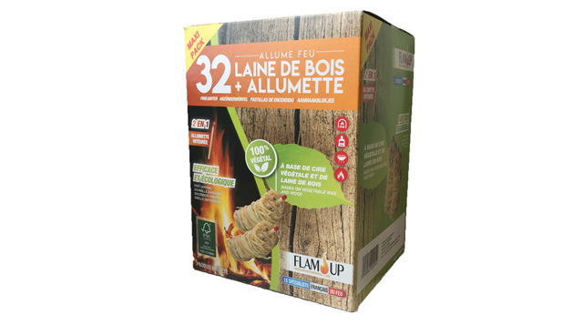 laine de bois + all x32